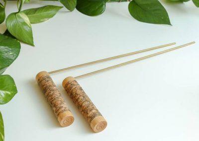 baguettes sourcier naturelles
