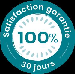 satisfaction garantie baguettes coudée
